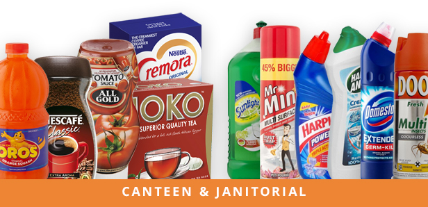 canteen and janitorial